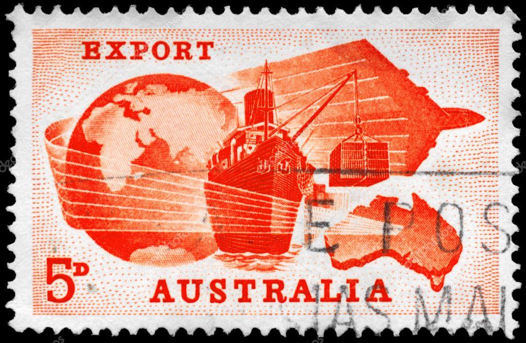 export to australia