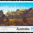 Royalty-Free Stock Photo: AUSTRALIA - CIRCA 1979 Flinders Ranges