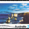 AUSTRALIA - CIRCA 1979 Port Campbell — Stock Photo