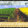 AUSTRALIA - CIRCA 1992 Barossa Valley — Stock Photo #22959882