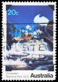 AUSTRALIA - CIRCA 1979 Girraween — Stock Photo