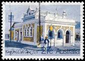 AUSTRALIA - CIRCA 1982 Kingston Southeast — Stock Photo