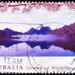 AUSTRALIA - CIRCA 1996 Tasmanian Wilderness - Stock Photo