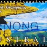 Постер, плакат: AUSTRALIA CIRCA 2002 Gariwerd