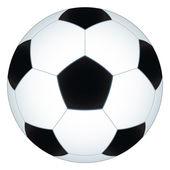 サッカー ボール — Stockvektor