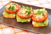 Sándwiches — Foto de Stock