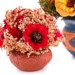 Flowers in vases — Stock Photo #34803019