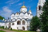 Собор pokrovsky — Стоковое фото
