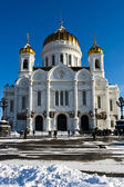 Cathedral in Moscow — Stock Photo