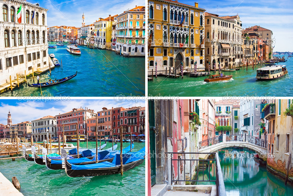 Beutiful views of Venice, Italy  Stock Photo #12110511