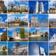 Foto Stock: Paris in France