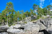 Granite island — Stock Photo
