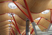 аэропорт барахас — Стоковое фото