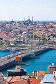 Gouden hoorn in istanbul — Foto de Stock