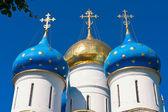 Church in Sergiyev Posad — Stock Photo