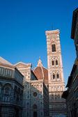 De Dom van Florence — Stockfoto