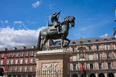 Plaza Mayor — Stock Photo
