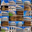 Colosseum in Rome — Stock Photo