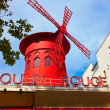 Stock Photo: Moulin Rouge