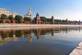 Kremlin de moscú — Foto de Stock