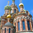 Stock Photo: Church of Savior on Blood