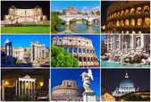 Rome collection — Стоковое фото