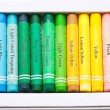 Stock Photo: Artistic pastels