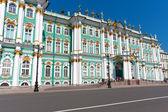 Ermitaż w sankt petersburgu — Zdjęcie stockowe