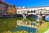 Ponte Vecchio — Foto de Stock