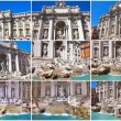 ������, ������: Fountain di Trevi