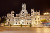 Palace in Madrid — Stock Photo