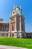 Tsaritsyno in Moscow — Foto Stock
