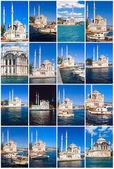 Ortakoy Mosque in Istanbul — Stock Photo