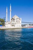 Ortakoy-moschee — Stockfoto
