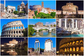 Rome collection — Foto de Stock