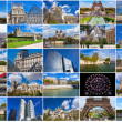 Paris in France — Stock Photo