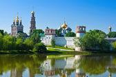 ノヴォデヴィチ女子修道院 — ストック写真
