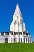 Igreja em kolomenskoe — Foto Stock