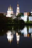 новодевичий монастырь — Стоковое фото