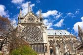 Notre Dame de Paris — Stockfoto