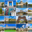 Paris in France — Stock Photo #37697397