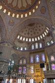 Mesquita azul — Foto Stock