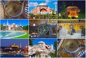 Hagia Sophia in Istanbul — Stock Photo