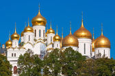 Moscow Kremlin Cathedrals — Stock Photo