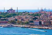 Golden Horn in Istanbul — Stock Photo