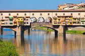 Ponte Vecchio — Zdjęcie stockowe