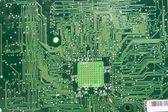 電子回路基板 — ストック写真
