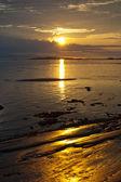 море закат — Стоковое фото