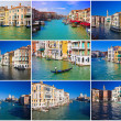 Grand Canal in Venice — Stock Photo #38410753