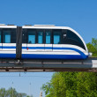 Monorail train — Stock Photo #38411239